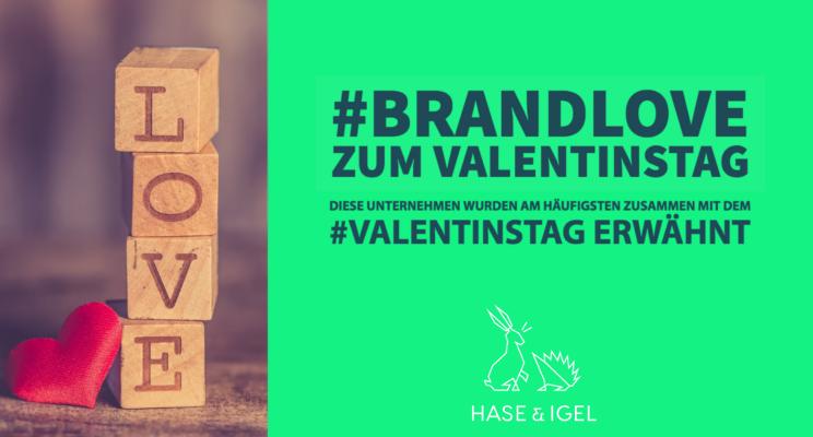 Valentinstag und beliebte Marken