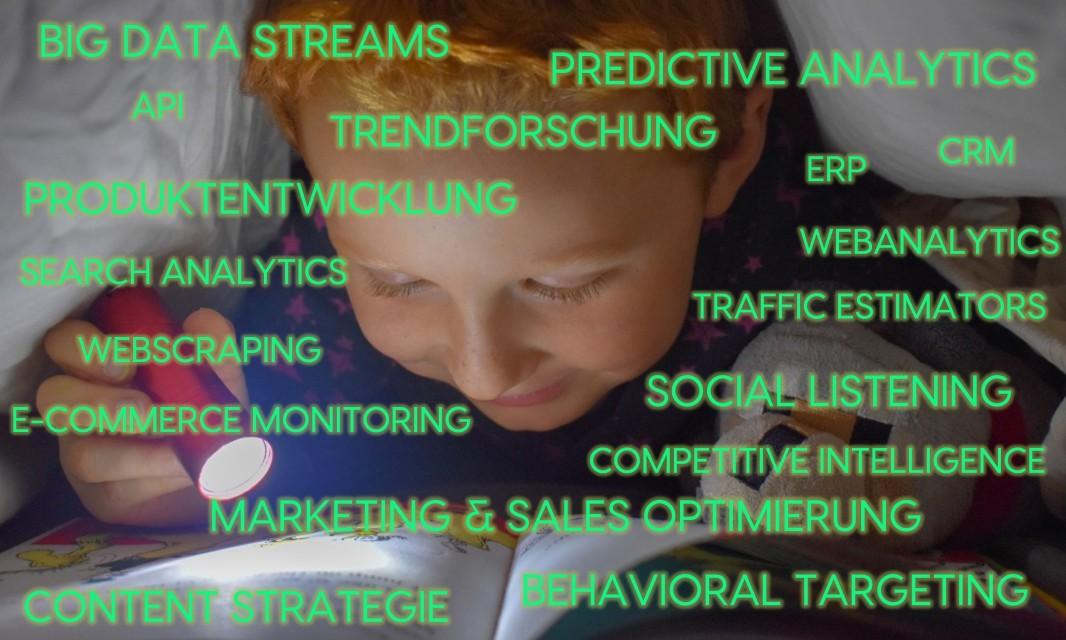 """Im Sachbuch """"Marketing & Innovation 2021"""" im Gabler Verlag verrät HASE & IGEL einige Tricks rund um Big Data Analytics in der Marktbearbeitung"""